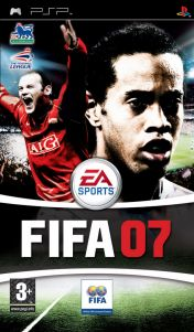 Cover FIFA 07 Soccer