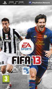 Cover FIFA 13 (PSP)