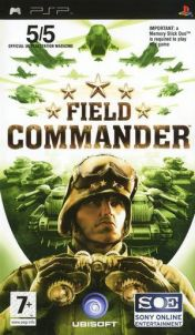 Cover Field Commander