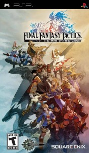 Cover Final Fantasy Tactics: The War of the Lions