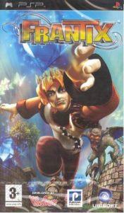 Cover Frantix - A Puzzle Adventure (PSP)