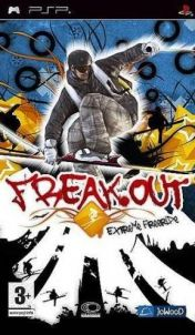 Cover Freak Out: Extreme Freeride