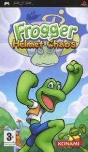 Cover Frogger Helmet Chaos
