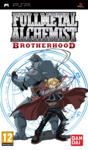 Cover Fullmetal Alchemist: Brotherhood