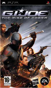 Cover G.I. Joe: The Rise of Cobra