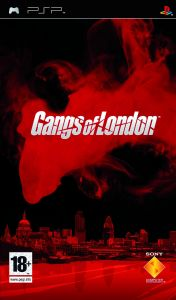 Cover Gangs of London