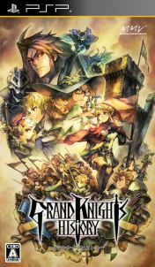 Cover Grand Knights History
