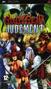 Cover Guilty Gear Judgment