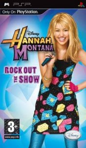 Cover Hannah Montana: Rock Out the Show