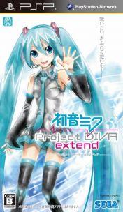 Cover Hatsune Miku: Project Diva Extend