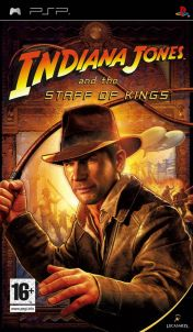 Cover Indiana Jones and the Staff of Kings