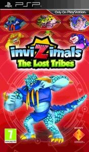 Cover Invizimals: The Lost Tribes