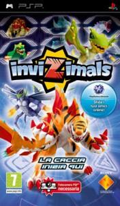 Cover Invizimals