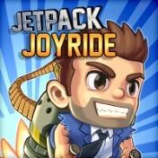 Cover Jetpack Joyride (PSP)