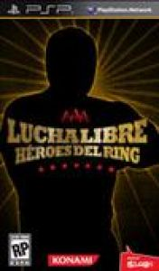 Cover Lucha Libre AAA Heroes del Ring (PSP)