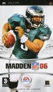 Cover Madden NFL 06
