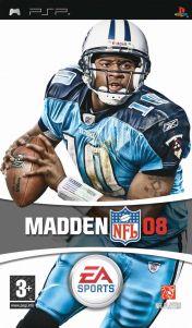 Cover Madden NFL 08