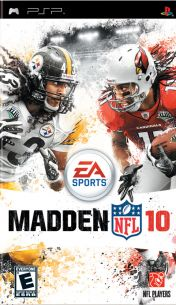 Cover Madden NFL 10