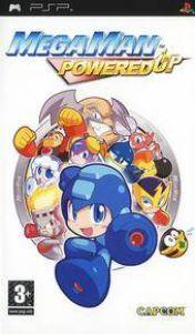 Cover Mega Man Powered Up