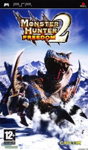 Cover Monster Hunter Freedom 2 (PSP)