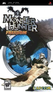 Cover Monster Hunter Freedom (PSP)