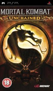 Cover Mortal Kombat: Unchained