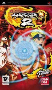 Cover Naruto: Ultimate Ninja Heroes 2: The Phantom Fortress