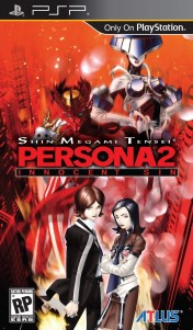 Cover Persona 2: Innocent Sin (PSP)