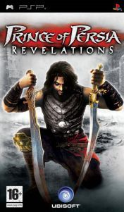 Cover Prince of Persia Revelations
