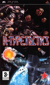 Cover R-Type Command (PSP)