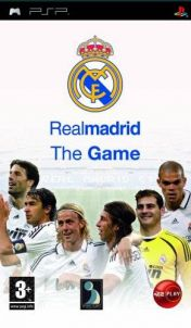 Cover Real Madrid: The Game