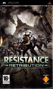 Cover Resistance: Retribution