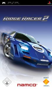 Cover Ridge Racer 2