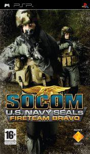 Cover SOCOM: U.S. Navy SEALs Fireteam Bravo