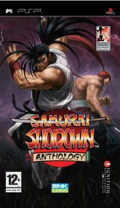 Cover Samurai Shodown Anthology