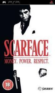 Cover Scarface: Money. Power. Respect. (PSP)
