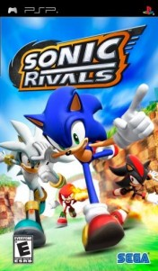 Cover Sonic Rivals