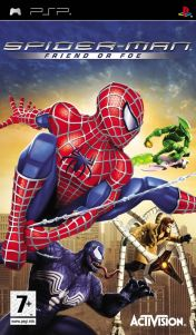 Cover Spider-Man: Friend or Foe