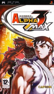 Cover Street Fighter Alpha 3 MAX