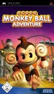 Cover Super Monkey Ball Adventure