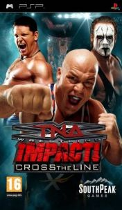 Cover TNA Impact: Cross the Line