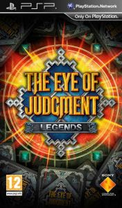 Cover The Eye of Judgment: Legends