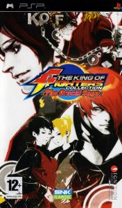 Cover The King of Fighters Collection: The Orochi Saga (PSP)