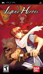 Cover The Legend of Heroes: A Tear of Vermillion