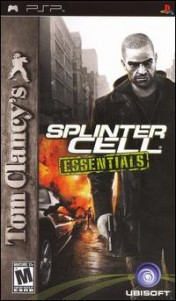 Cover Tom Clancy's Splinter Cell: Essentials