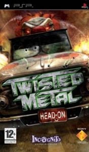Cover Twisted Metal: Head-On