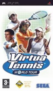 Cover Virtua Tennis: World Tour