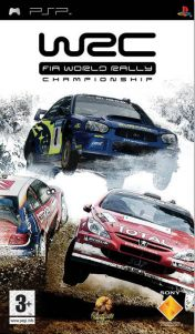 Cover WRC: FIA World Rally Championship