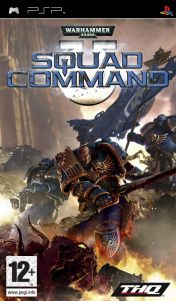 Cover Warhammer 40,000: Squad Command