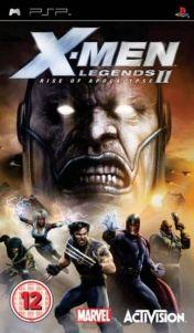 Cover X-Men Legends II: Rise of Apocalypse